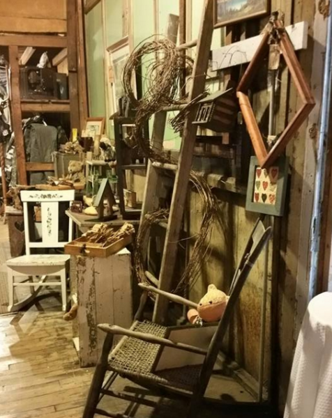 [Image: If you love unique rustic decorations, then you will love our store! ]